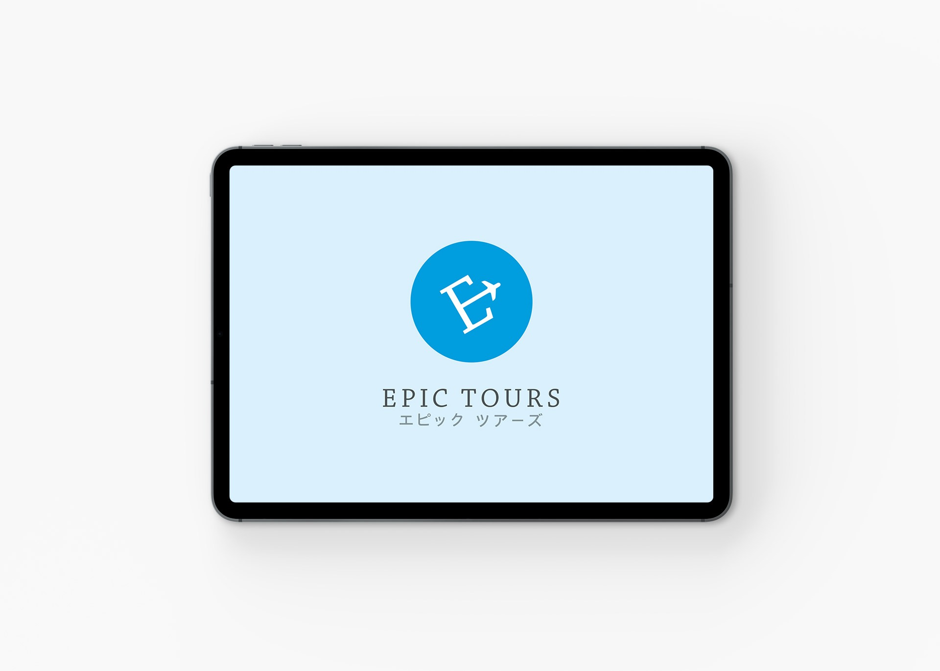Branding for Epic Tours by Metod Studio